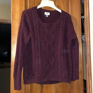 Old navy sweater in great condition